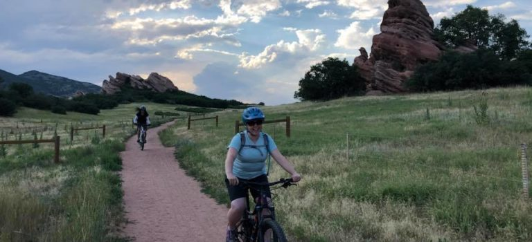 Best front range trails for beginner mountain bikers